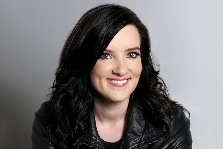 Brandy Clark younger photo three at oldcatlady.com