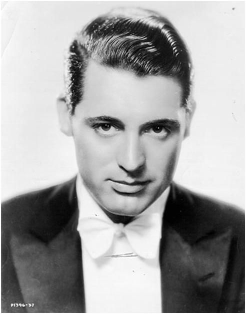 Cary Grant younger photo one at pinterest.com