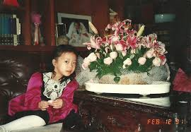 Moon Chae-won childhood photo one at Flickr.com