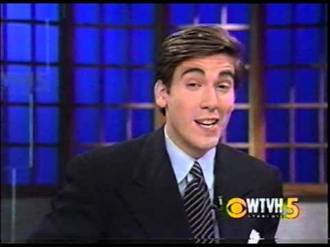 David Muir younger photo one at youtube.com