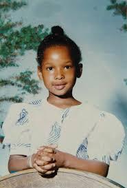 Jennifer Hudson childhood photo one at Okmagazine.com