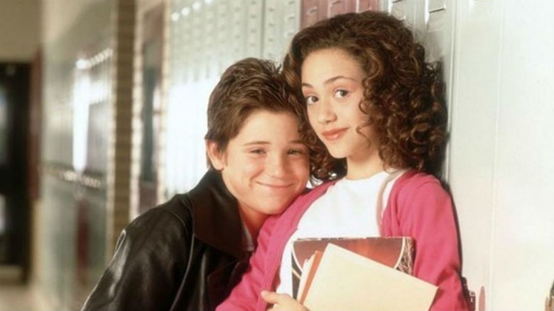 Emmy Rossum younger photo one at nickiswift.com