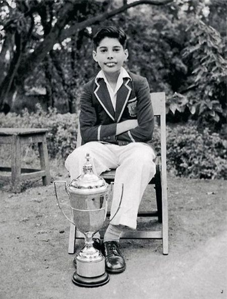 Freddie Mercury younger photo one at dailymail.co.uk