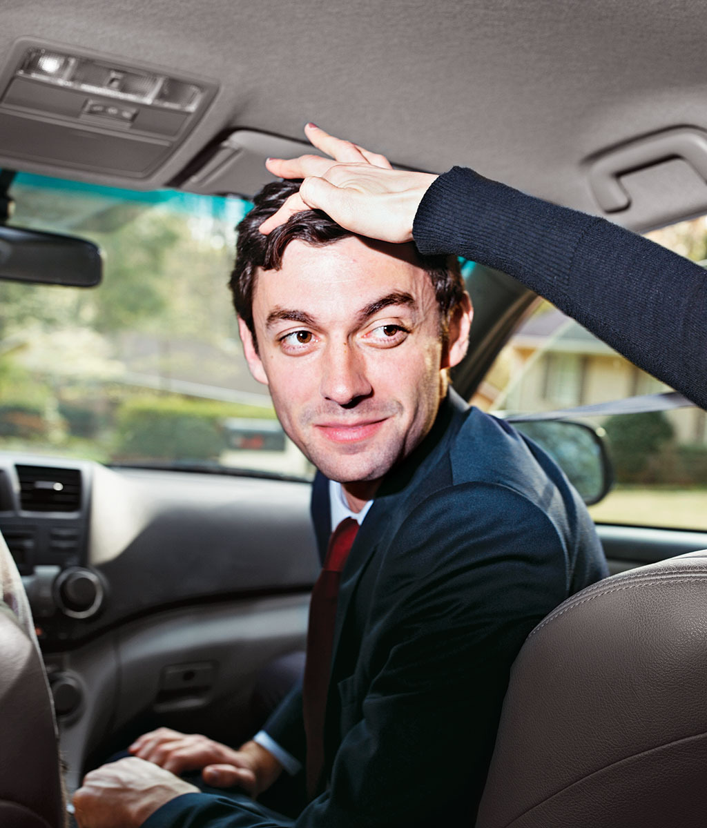 Jon Ossoff younger photo one at nymag.com