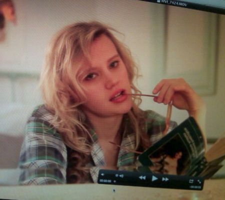Kate McKinnon younger photo one at pinterest.com