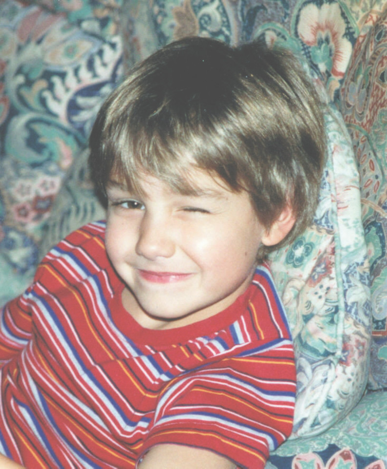 Liam Payne childhood photo one at thesun.co.uk