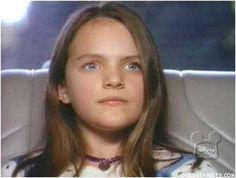 Elisabeth Moss childhood photo two at Pinterest.com