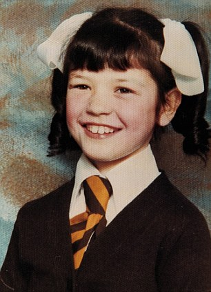 Catherine Zeta-Jones childhood photo two at Dailymail.co.uk