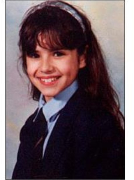 Cheryl Cole yearbook photo one at Capitalfm.com at Capitalfm.com