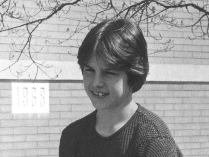 Tom Cruise childhood photo two at lipstickalley.com