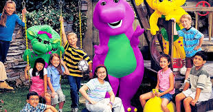 Demi Lovato first movie: Barney & Friends