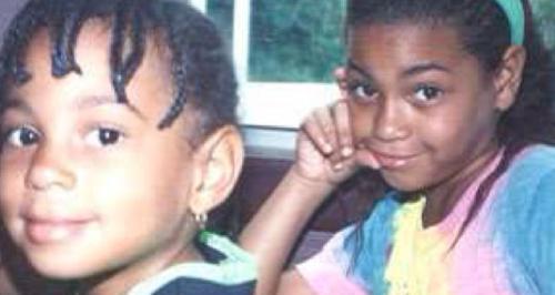 Solange Knowles childhood photo one at Capitalfm.com