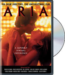 Elizabeth Hurley first movie:  Aria