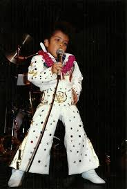 Bruno Mars childhood photo one at pinterest.com