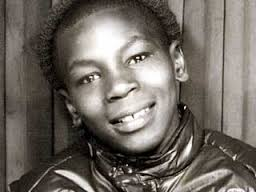 Mike Tyson childhood photo one at lipstickalley.com