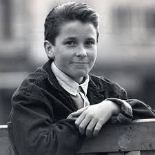Christian Bale yearbook photo one at pinterest.com at pinterest.com