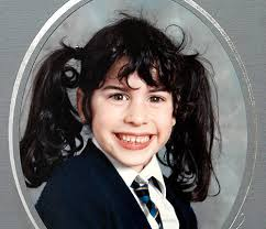 Amy Winehouse yearbook photo one at dailymail.com at dailymail.com