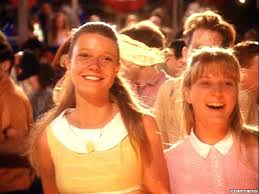 Gwyneth Paltrow first movie:  Shout