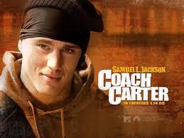 Channing Tatum first movie:  Coach Carter