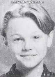 Leonardo DiCaprio childhood photo one at celebuzz.com