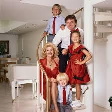 Eric Trump, foto de infância um em time.com