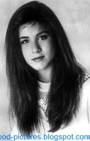 Jennifer Aniston childhood photo one at blogpost.com