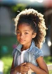 Yara Shahidi childhood photo two at pinterest.com