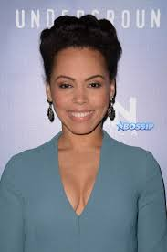Amirah Vann - the hot, sexy, actress with American roots in 2020