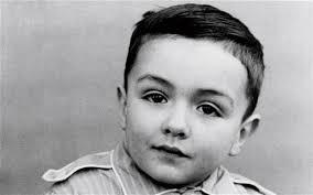 Alain Ducasse Foto di infanziauno al telegraph.co.uk
