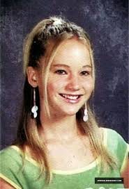 Jennifer Lawrence childhood photo one at boomsbeat.com