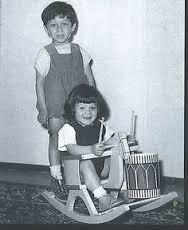 Alex Van Halen kindertijd foto een via pinterest.com