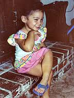 Vanessa Hudgens childhood photo one at richglare.com