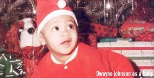 Dwayne Johnson childhood photo two at proudstories.com