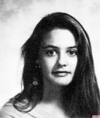 Alicia Silverstone childhood photo one at pinterest.com