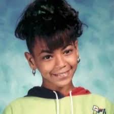 Beyonce Knowles childhood photo one at pinterest.com