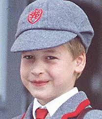 Prince William childhood photo two at pinterest.com