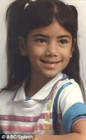 Nicole Scherzinger childhood photo one at globalgrind.com
