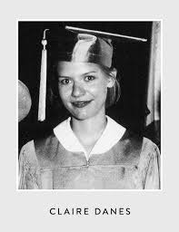 Claire Danes yearbook photo one at emgn.com at emgn.com