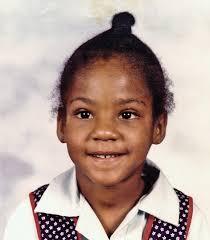 Toni Braxton childhood photo one at dailymail.co.uk