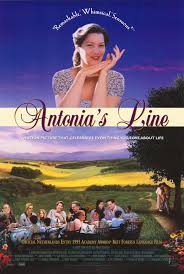 Carolien Spoor first movie:  Antonia