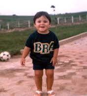 Felipe Massa childhood photo two at pinterest.com