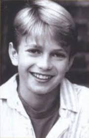Hayden Christensen childhood photo one at pinterest.com