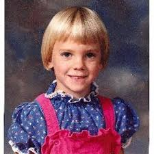 Anna Faris childhood photo one at twitter.com