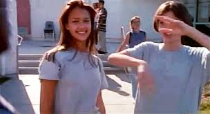 Primer película de Jessica Alba:  The Secret World of Alex Mack