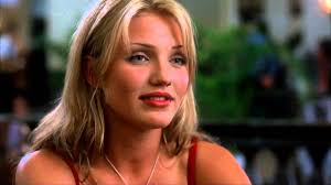 Cameron Diaz first movie:  The Mask