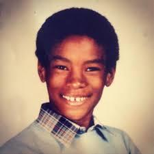 Tyson Beckford kindertijd foto een via pinterest.com