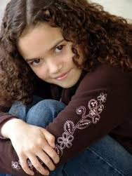Madison Pettis childhood photo two at pinterest.com