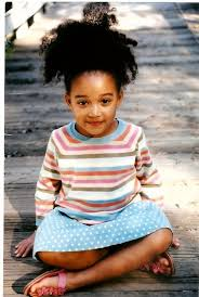 Amandla Stenberg childhood photo two at pinterest.com