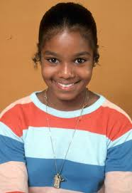 Janet Jackson childhood photo one at pinterest.com