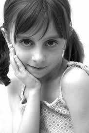 Allisyn Ashley Arm childhood photo two at pinterest.com